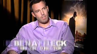 Gone Baby Gone - Interviews with Ben Affleck, Casey Affleck and Amy Ryan