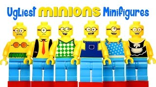 The UGLIEST Minions Movie LEGO KnockOff Minifigures You'll EVER See!