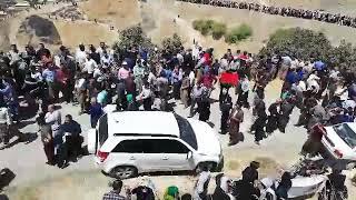 26 aout, la population de Marivan dans le Kurdistan d