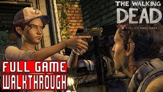 WALKING DEAD SEASON 3 Episode 5 Gameplay Walkthrough Part 1 FULL GAME (NEW FRONTIER EP 5 FULL GAME)