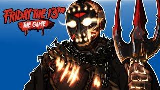 Friday The 13th - DLC SAVINI JASON! (NO ONE CAN HIDE!)
