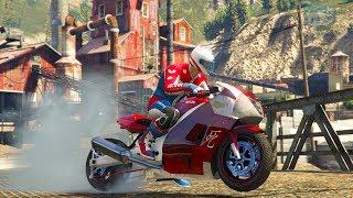 GTA+Online+Time+Trial+-+Sawmill+%28Under+Par+Time%29