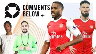 Arsenal to Swap Giroud for Lacazette?   Comments Below