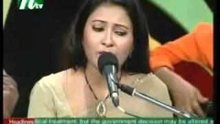 Keno Asha bedhe rakhi - Tonima Hadi