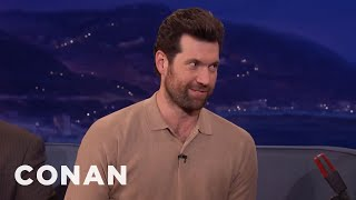 Billy Eichner On His Newfound Friendship With Nicki Minaj  - CONAN on TBS