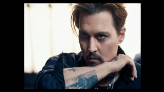 Johnny Depp~New Thang