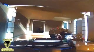 Home Owner Uses Truck to Stop Burglars | Active Self Protection