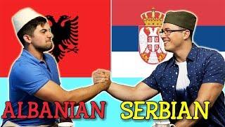 Similarities Between Serbian and Albanian