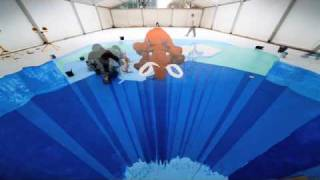 Ice Age 3 | Street Art Wins Guinness World Record