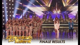 AND THE WINNER IS… America's Got Talent 2018 Winner!!