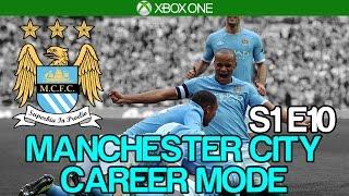 FIFA 15 Manchester City Career Mode S1E10 - 8 Goal Real Madrid Thriller!