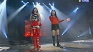 """MYSTICA SINGING HER HIT SONG """"PUSONG SALAWAHAN"""" WITH ANTOINETTE TAUS AT SOP"""