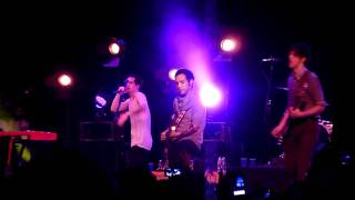 Panic At The Disco w/ Pete Wentz - Time To Dance (720p HD) Central Park Summerstage in NYC 9/1/11