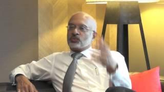 Interview of DBS CEO Piyush Gupta by Avi Liran Video 2