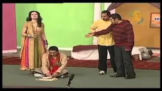 New Stage Drama Zafri Khan  & Dedar Video 93