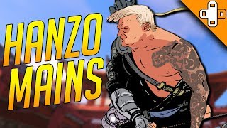 Overwatch Funny & Epic Moments - HANZO MAINS - Highlights Montage 221
