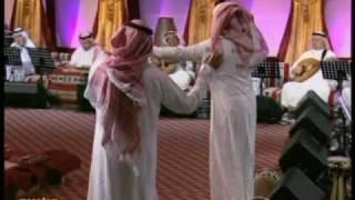 عبدالمجيد عبدالله ورابح واروى في جلسة وناسة