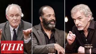 THR Full Drama Actor Roundtable: Jeffrey Wright, John Lithgow, Ewan McGregor, Riz Ahmed & More!