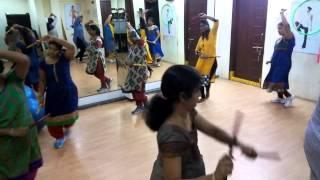 Pankida Dandiya Dance