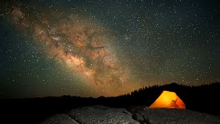Glowing Tent Under a Night Sky: Getting the Shot with Corey Rich: Tech Tip: AdoramaTV
