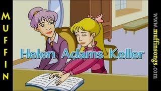 Muffin Stories - Helen Keller (Helen Adams Keller)