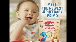Ang bagong #PuffBaby! | CERELAC | Nestlé PH