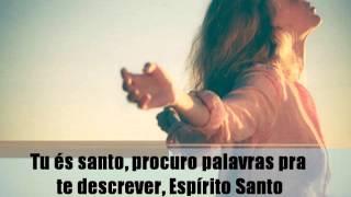 Amigo Espírito Santo - Cassiane (legendado)