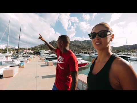 Xxx Mp4 Kevin Prince Boateng Amp Melissa Satta On Setai TV 3gp Sex
