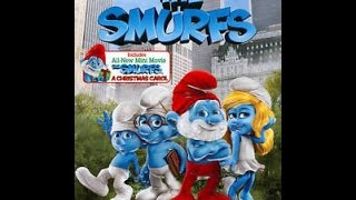 Opening To The Smurfs 2011 DVD