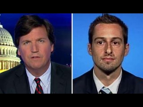 Tucker to prof Why was Coulter not suitable to speak