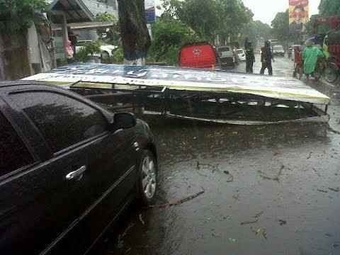 Bringin Tumbang Alun Alun Banjarnegara, Ada korban jiwa