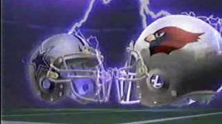 Monday Night Football Dallas Cowboy vs Arizona Cardinals