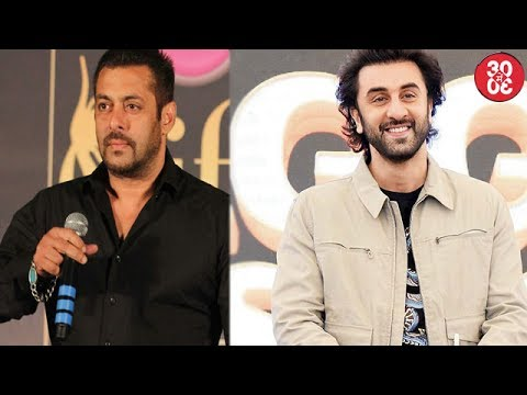 Salman Says He Does Interviews Only For His Fans | Ranbir Agrees With Nepotism In Bollywood