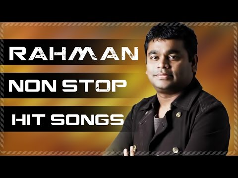 A R Rahman Non Stop Telugu Hit Songs     Video Songs Jukebox Best Collection