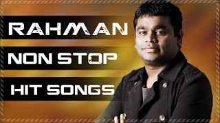 A R Rahman Non Stop Telugu Hit Songs  || Video Songs Jukebox Best Collection