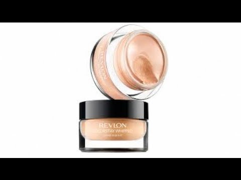 Revlon Colorstay Whipped Creme Foundation Review + Demo