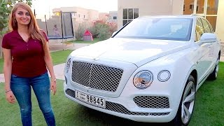 THE $250,000 BENTLEY BENTAYGA !!!