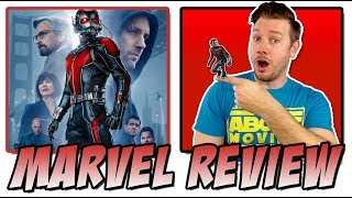 Ant-Man (2015) - Movie Review | (Journey to Marvel's Infinity War | MCU Analysis)
