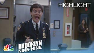 The Nine-Nine's New Captain | Season 3 Ep. 1 | BROOKLYN NINE-NINE