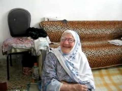 Arabic Grandma Speaking English