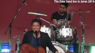 The edge band live concert in japan 2014 (Full video)