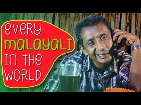 Every Malayali In the World