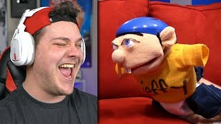 SML Movie: Jeffy Loses His Arms! - Reaction