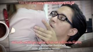 (Vietsub + Kara)[OST Por Krua Hua Pa] Từ Từ Yêu - Non Thanon
