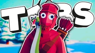 THIS ONE MAN CAN SAVE THE WORLD AND WIN THE WAR   Totally Accurate Battle Simulator  #3