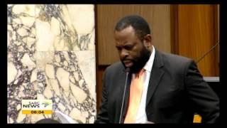 [MUST WATCH] Willie Madisha imitating minister Naledi Pandor's accent