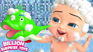 Bath Bath Toys Song   BST Nursery Rhymes & Songs For Kids