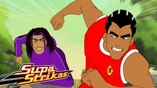 Supa Strikas - Season 1 - Ep 7 - Instinct Extinct - Soccer Adventure Series