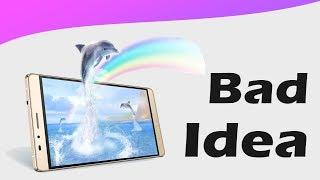 Bad Ideas For Smartphones!