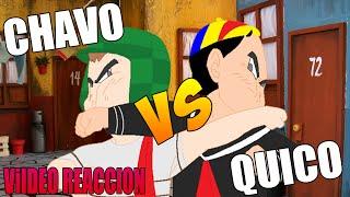 CHAVO VS QUICO | BATALLA DE RAP DEFINITIVA | VIDEO REACCION